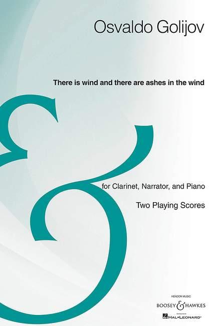 Hay viento y hay cenizas en el viento para para para clarinete, narrador y piano ab3d15